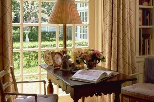 20款欧式田园风格家居的搭配布置方案
